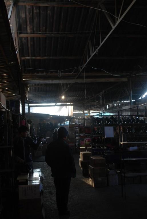 bazar de Sariagash