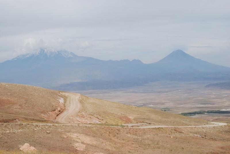 le Mont Ararat