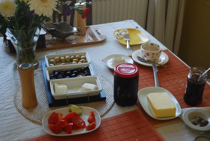 petit dejeuner europeanıse