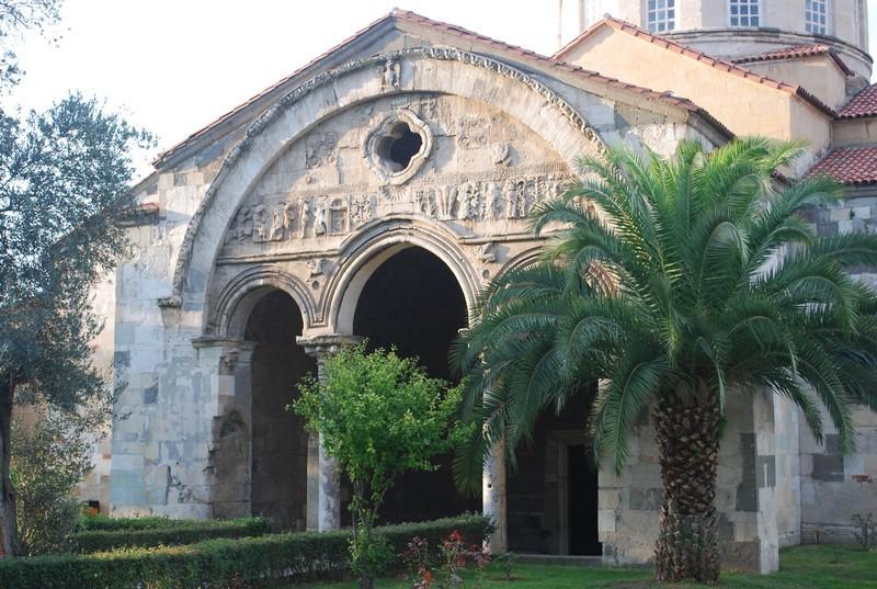 L'Eglise Sainte-Sophie de Trabzon