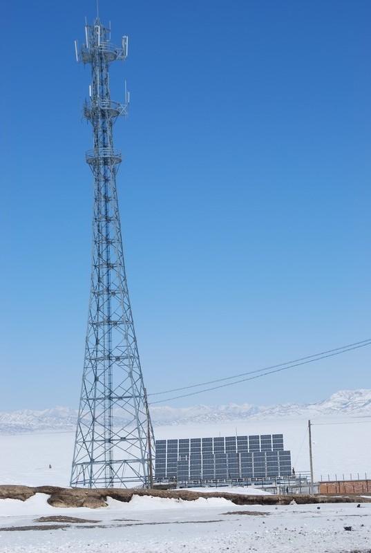 l'énergie solaire, partout en Chine