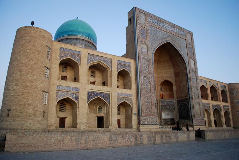 la madrasa Mir-i-Arab