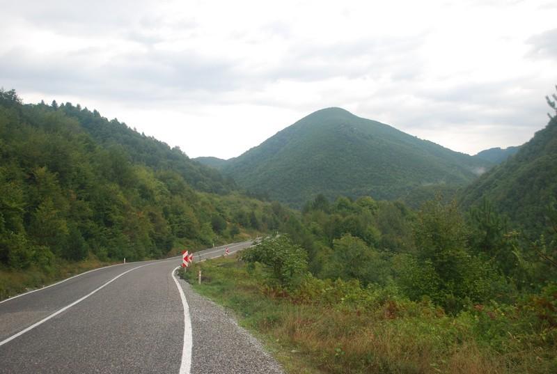 sur la route de Zonguldak