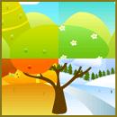 de seizoenen (kleuter)