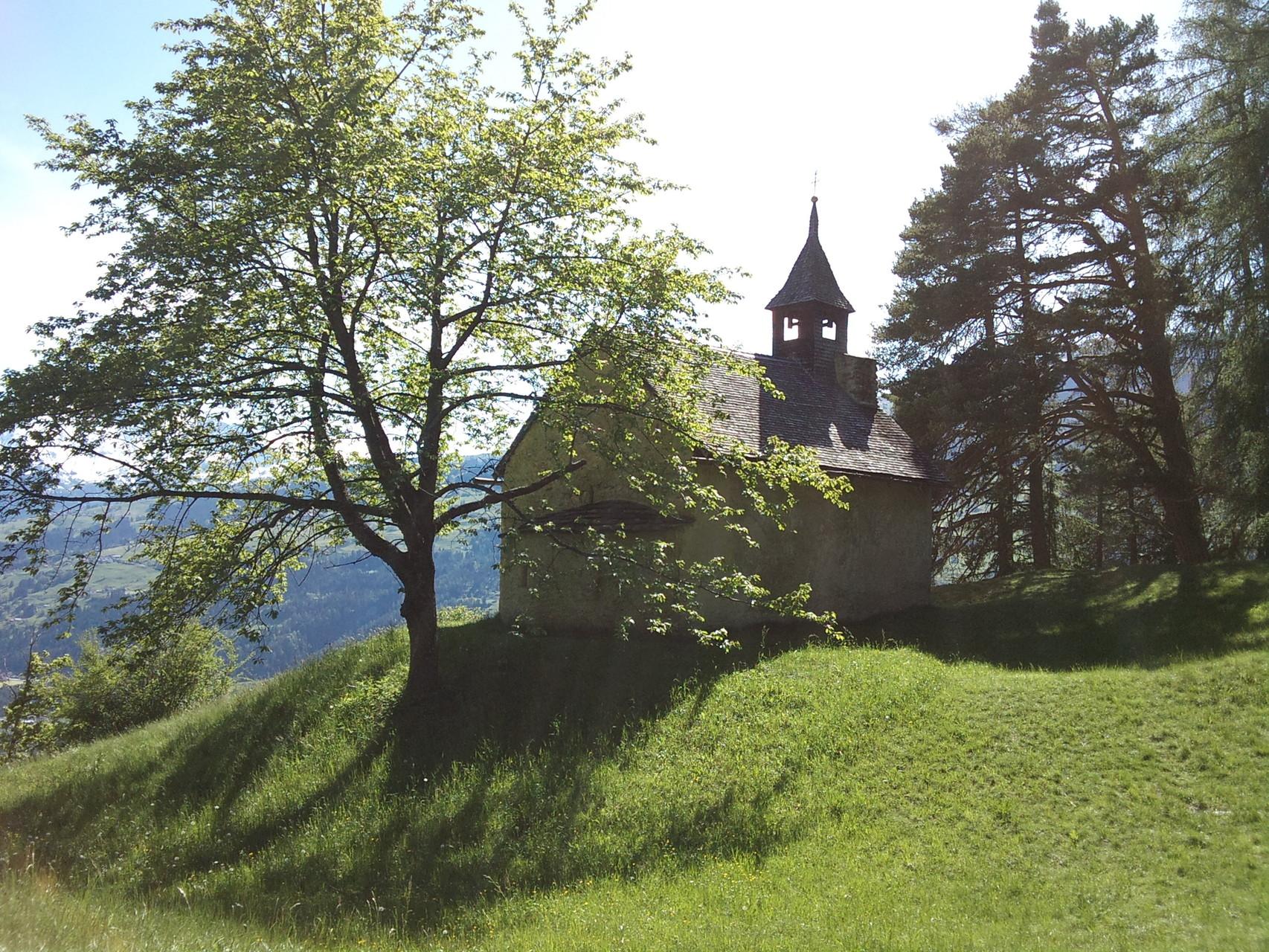 Kapelle St. Maria Magdalena (Paspels) GR