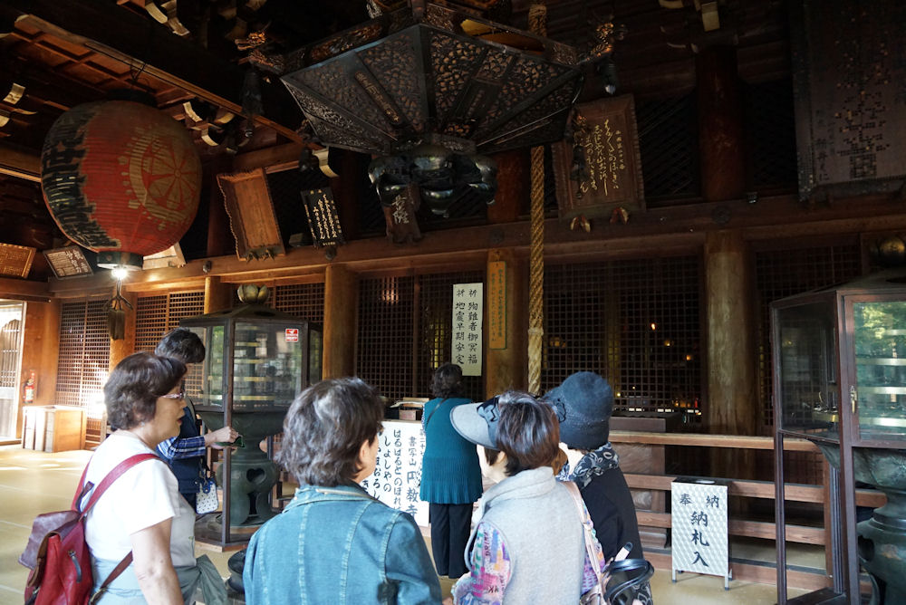 西国四十八か所の一つ円教寺です。