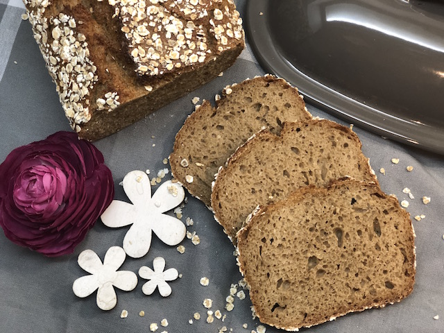 Kleines Haferle Brot