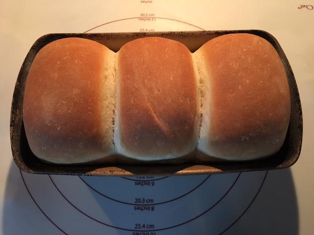 Toastbrot aus dem Zauberkasten