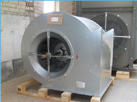 Radial Fans & Blowers