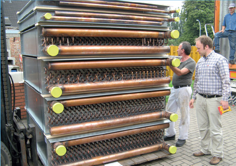 Chilled Water Heat Exchangers