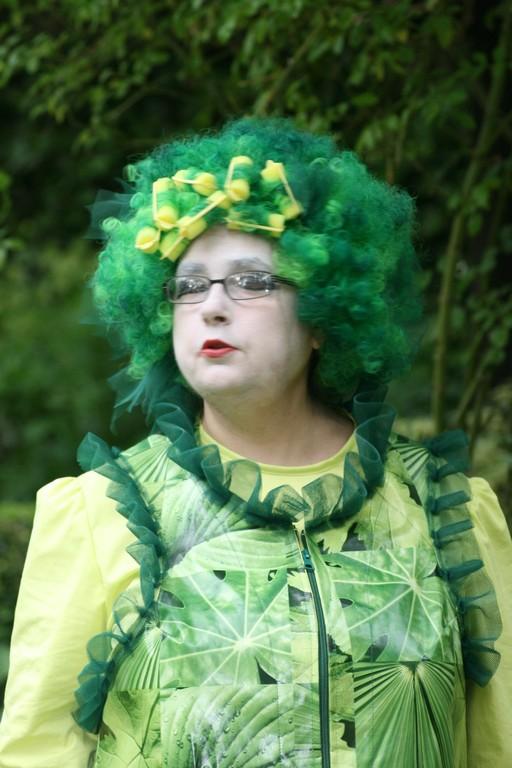 Véronique Boissard (La salade Frisée)