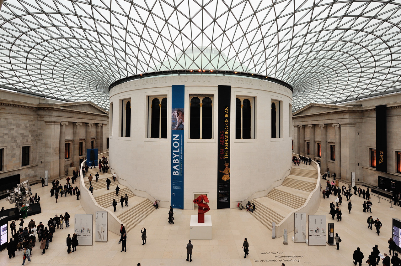 The British Museum Dome