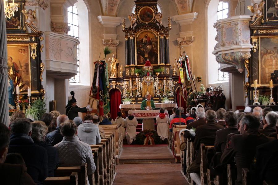 Hl. Messe mit Koop. Eugen Rybansky
