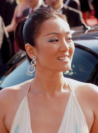 La sublime Gong Li au Festival de Cannes 2007 (©Wikimedia Commons)