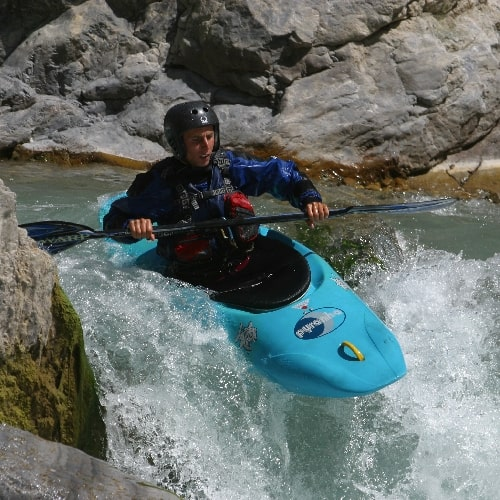 briançon serre chevalier vallouise kayak