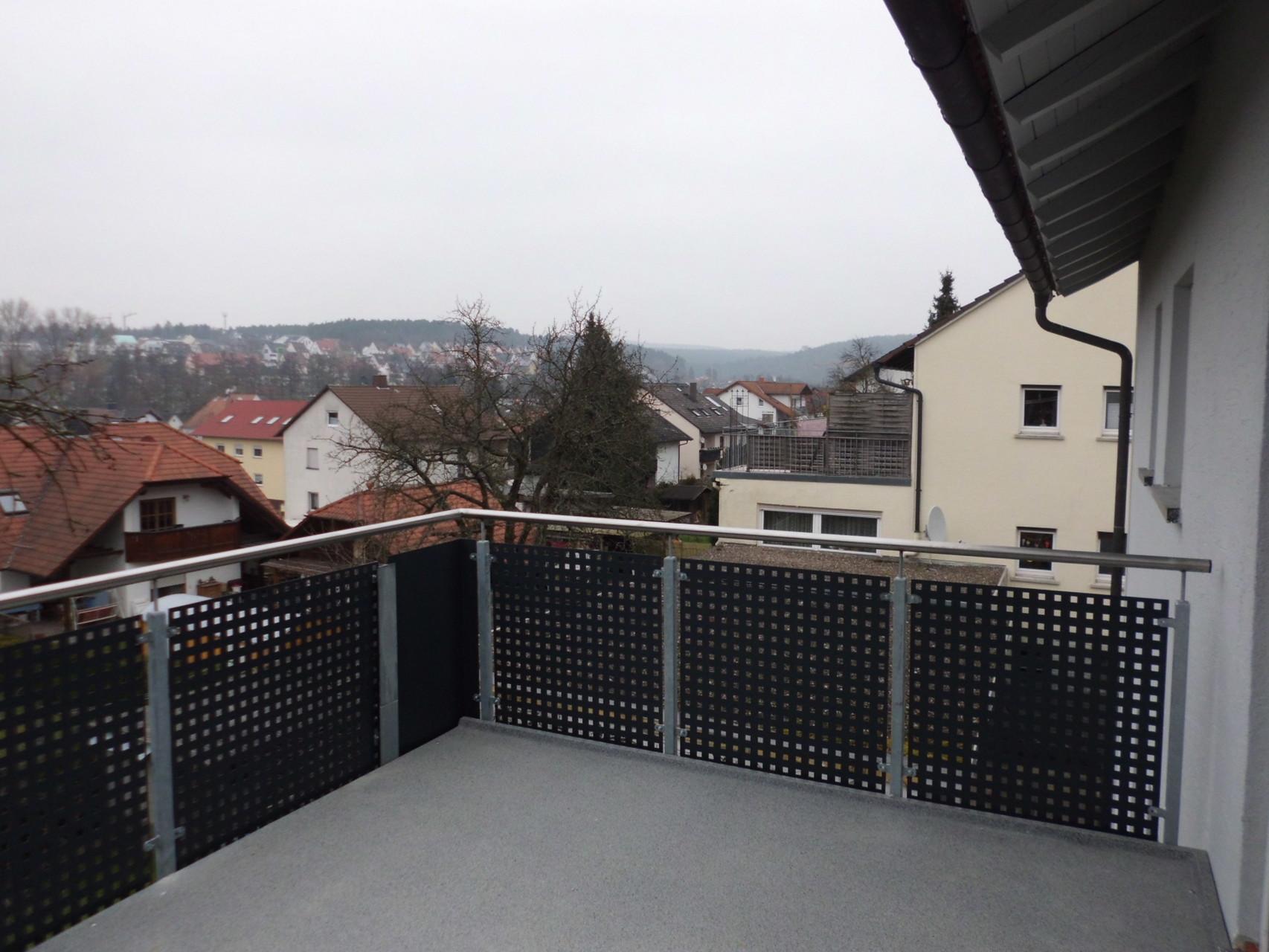 ETW in Sulzbach (Balkon)