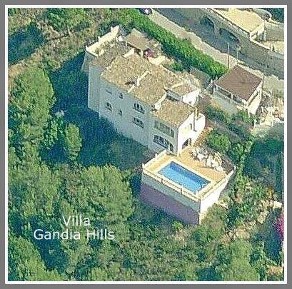 Villa Gandia Hills, Urb. Monterrey 75, 46727 Real de Gandia, Valencia,  Spanien, Bildquelle: bing