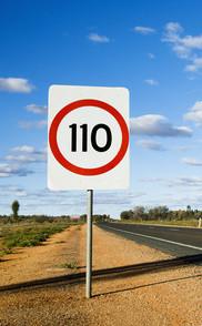 Spanien: Tempo-Limit 110  auf Autobahnen, Bildquelle: © iofoto - Fotolia.com
