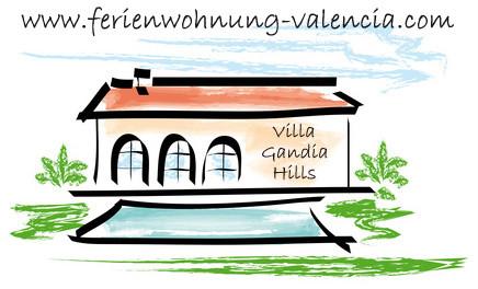 Logo: Ferienwohnung Valencia, Villa Gandia Hills, Foto: fotolia.com