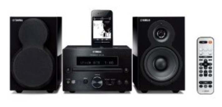 Yamaha-Stereo-Anlage, Bildquelle: yamaha.de
