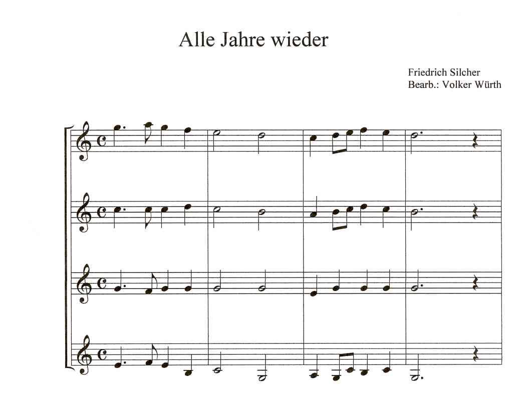 Volker Oertel (Hrsg.): Sieben Weihnachtslieder - Edition Volker ...