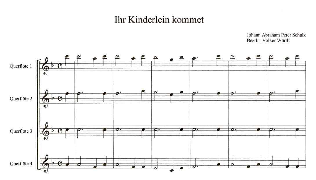 Aktuelle Weihnachtslieder.Volker Oertel Hrsg Sieben Weihnachtslieder