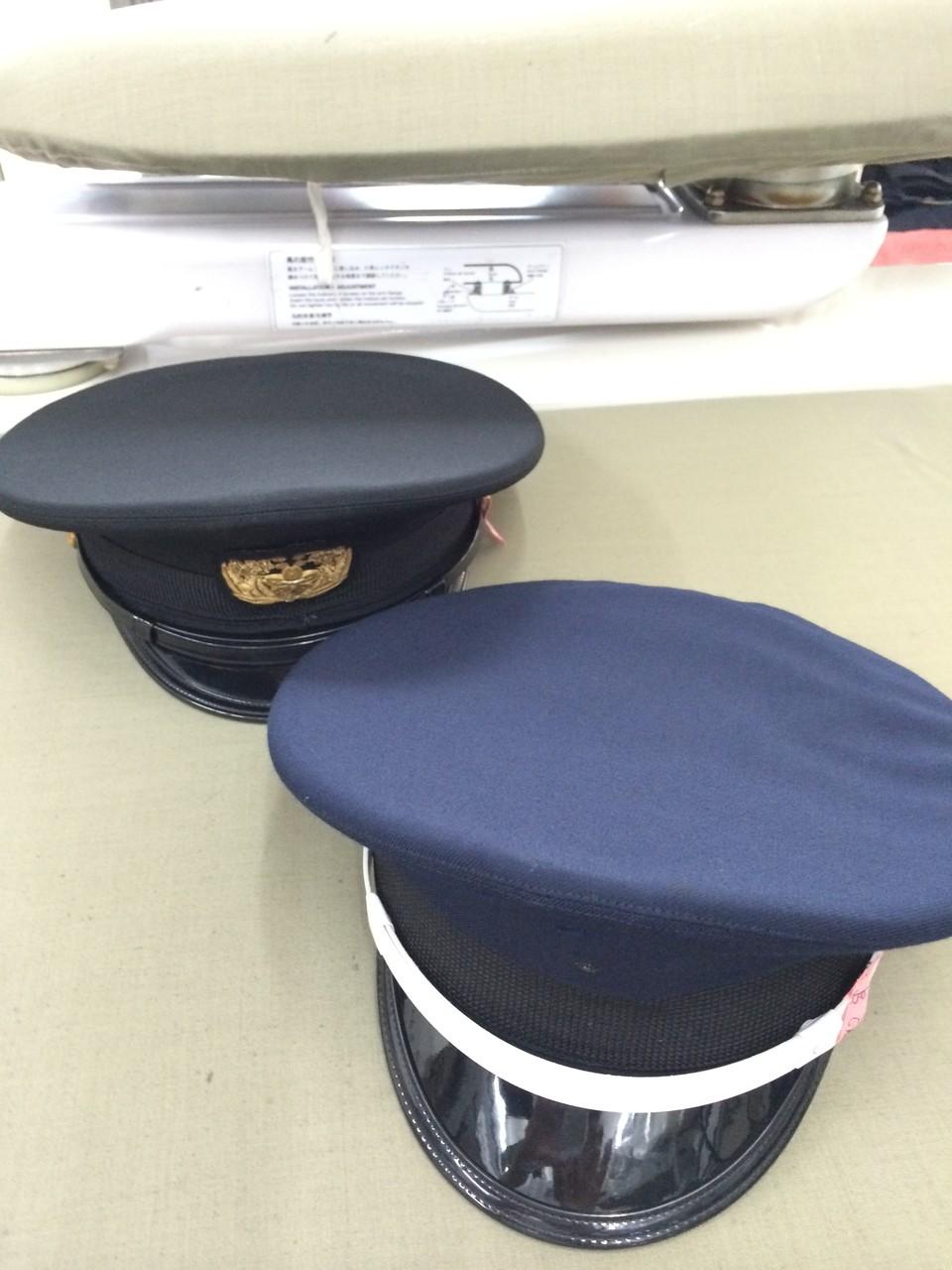 各種制帽のクリーニング