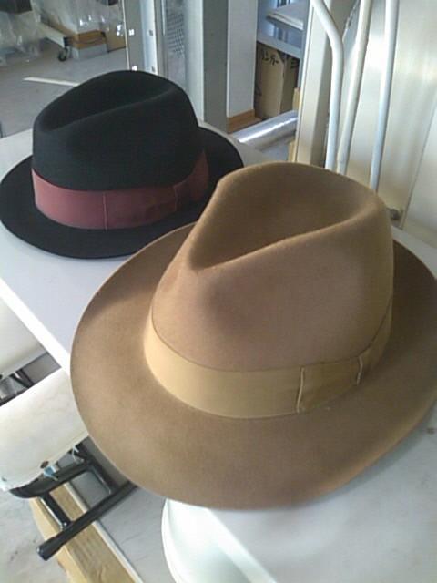 帽子クリーニングの専門店