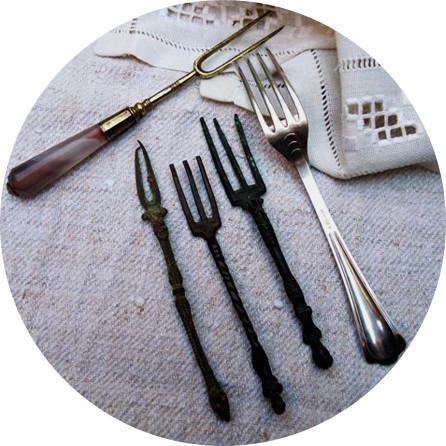 Fork history - storia della forchetta