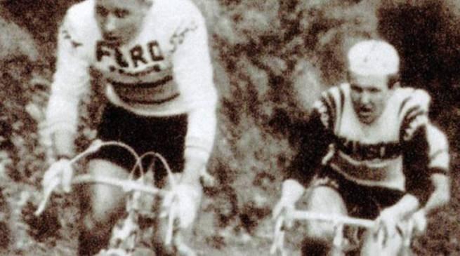 J.Anquetil sul Testico seguito da M.Cravero. Foto: courtesy IVG