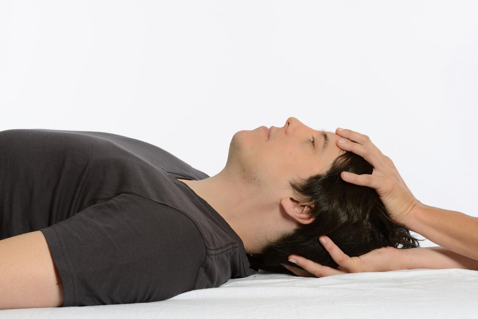 Craniosacrale Entspannung