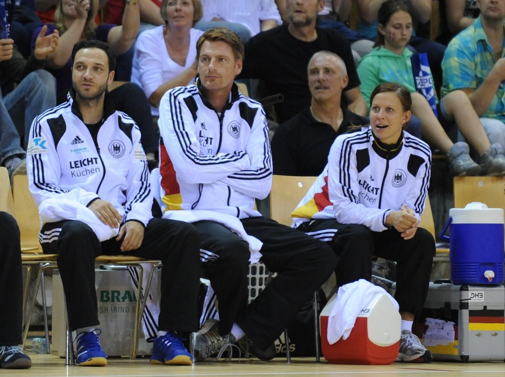 Sportphysiotherapeutische Betreuung Handball