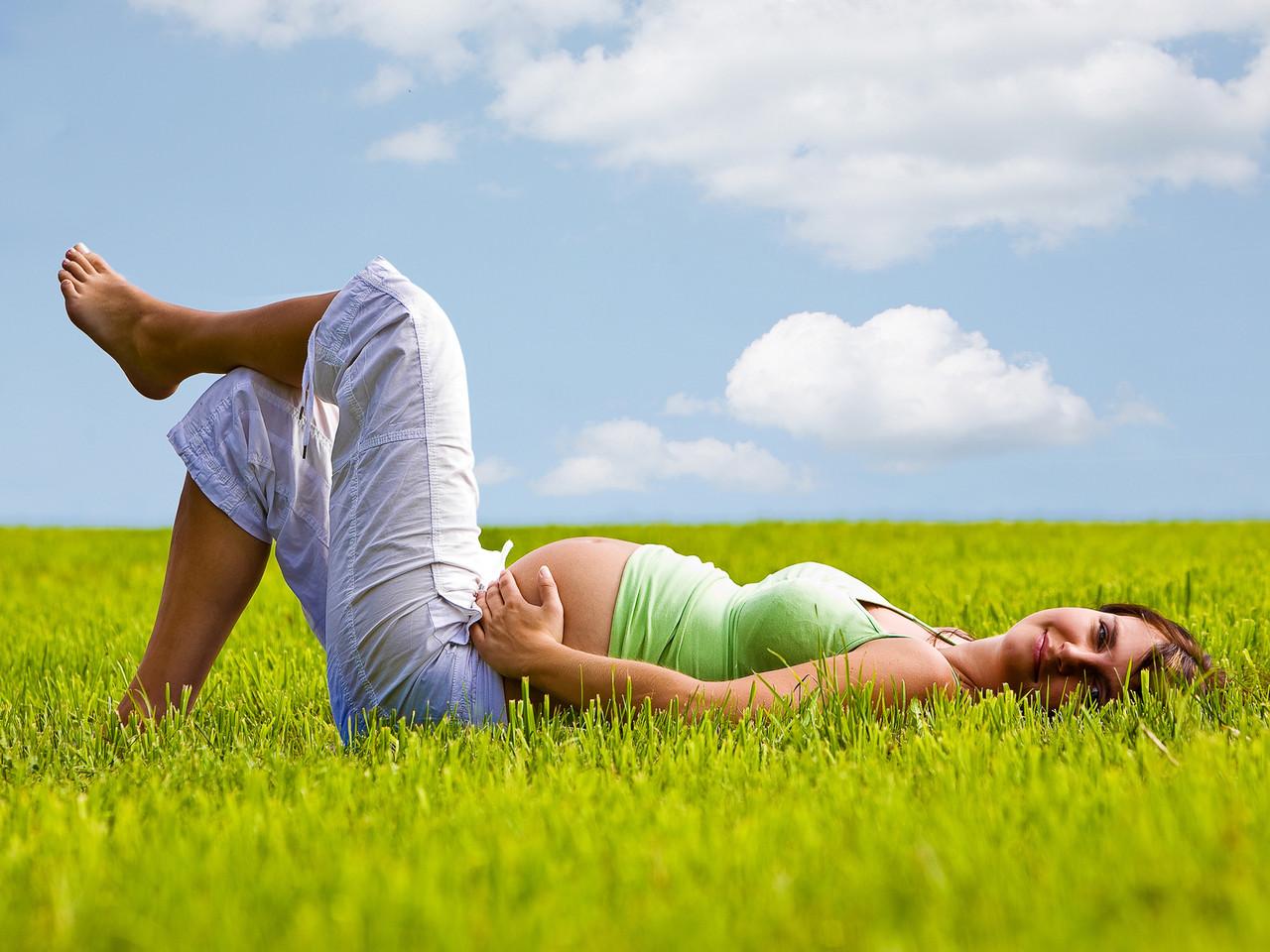 Osteopathie für Schwangere