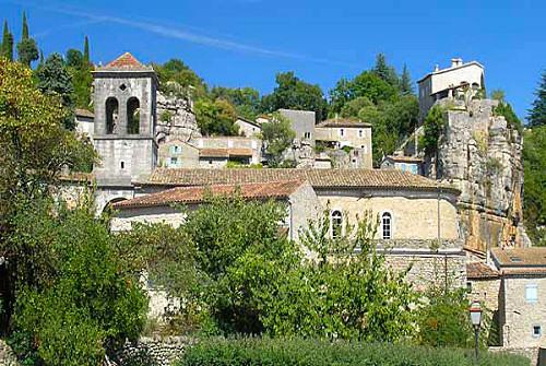 Labeaume, village de caractère