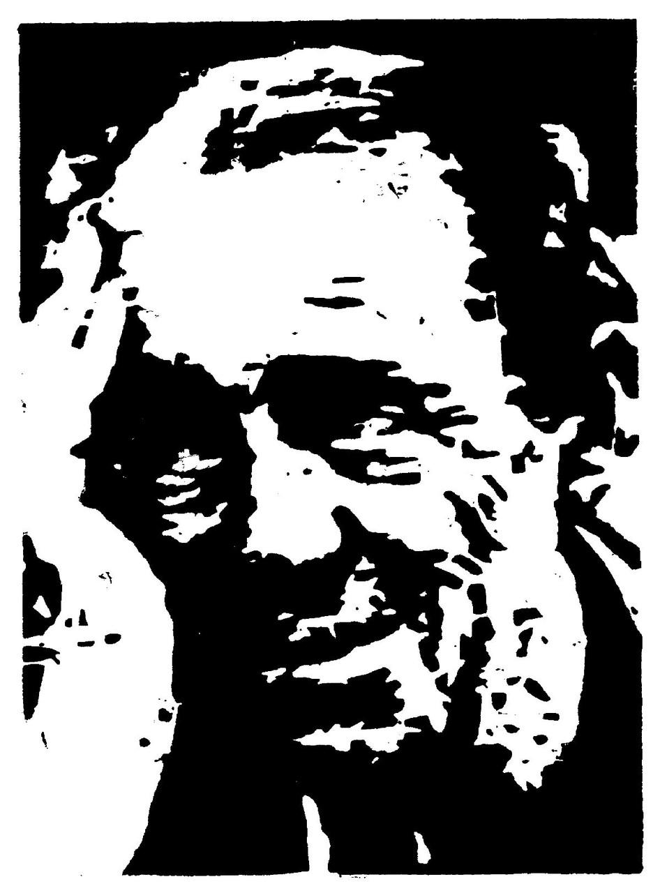 Heinrich Böll, 22 x 15 cm