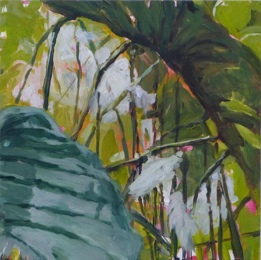 Paradise, 30 x 30 cm