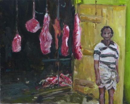 Metzger, Cochin, 2014, 40 x 50 cm