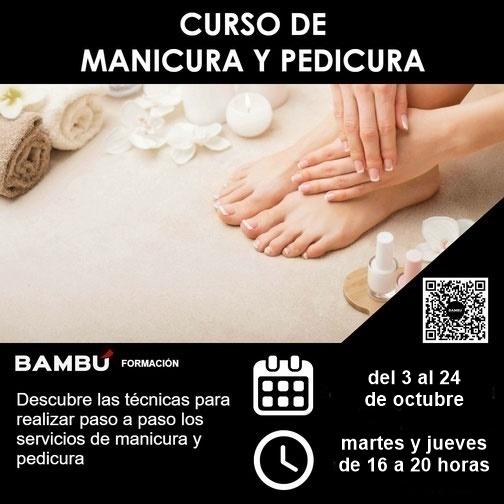 Cursos de manicura y pedicura en La Orotava - Formación Bambú