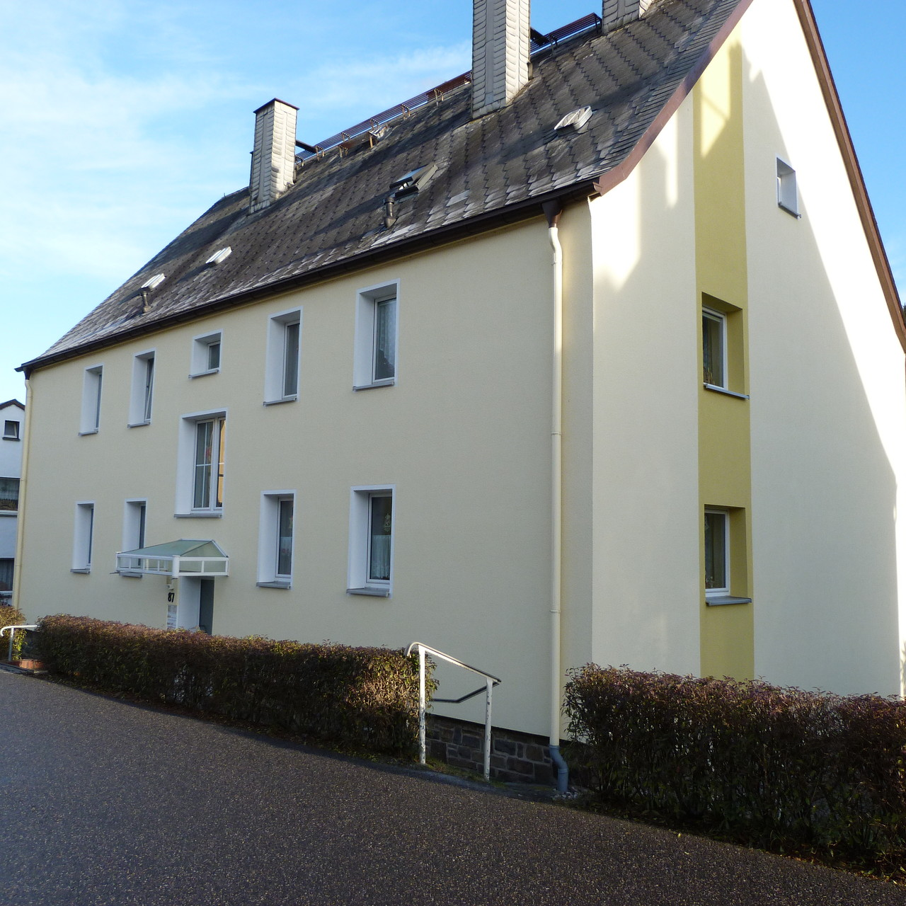 Mittlere Siedlungsstraße