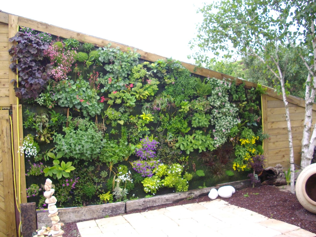 Differentes deco de jardin tardivel davids jimdo page for Decoration mur de terrasse