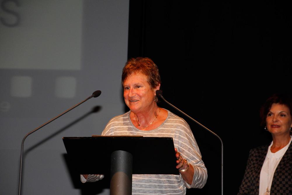 Paquita Oller, presidenta de la Cooperativa Sant Vicent Ferrer.