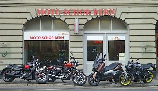 Moto Schor Bern, Yamaha und Moto Guzzi Spezialist in Bern, Schweiz