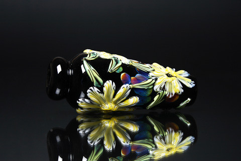 Floral Focal Bead
