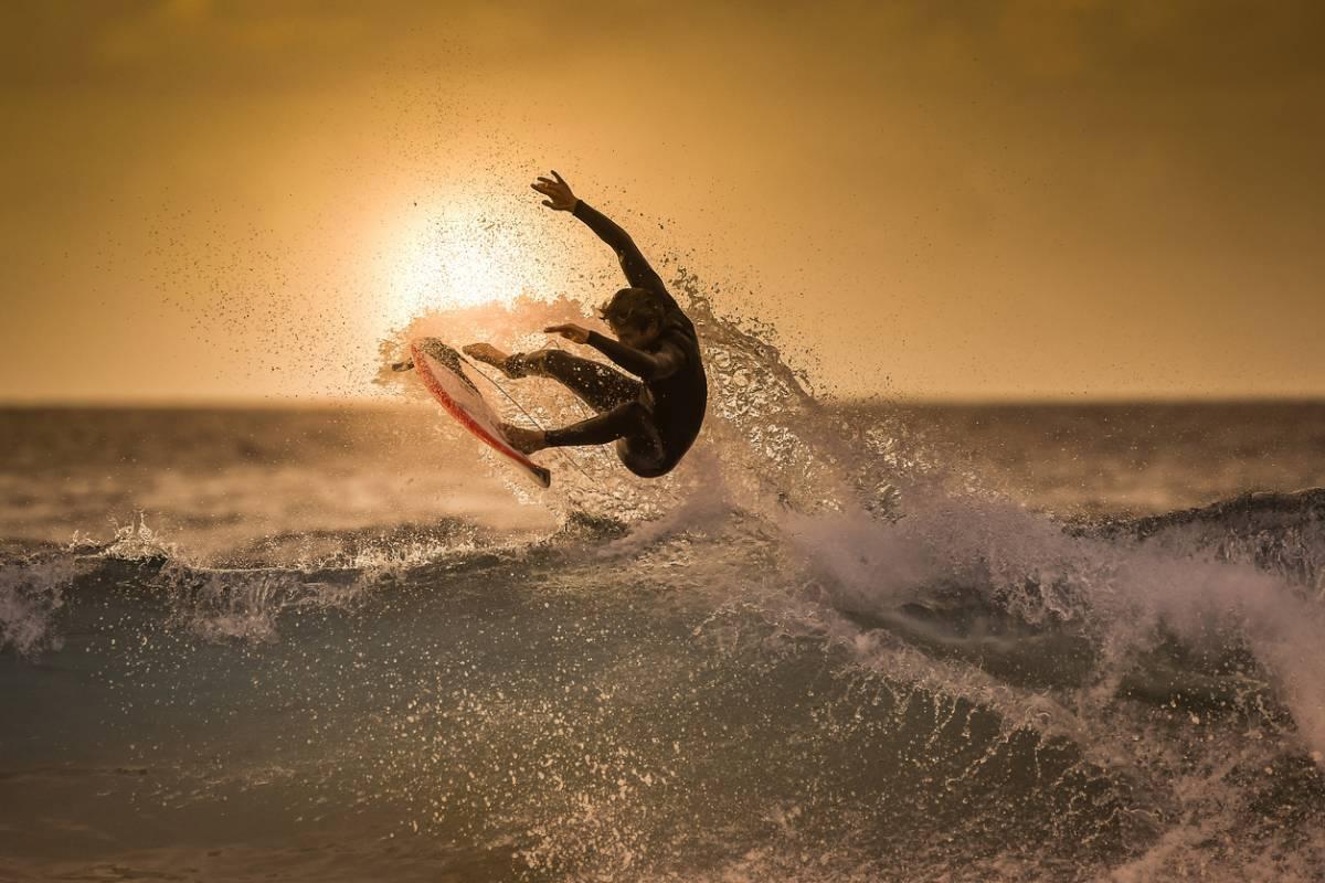 Surf : prenez la vague