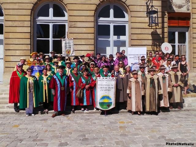 Ambassade des confréries d'Aquitaine, des produits, du terroir et du goût