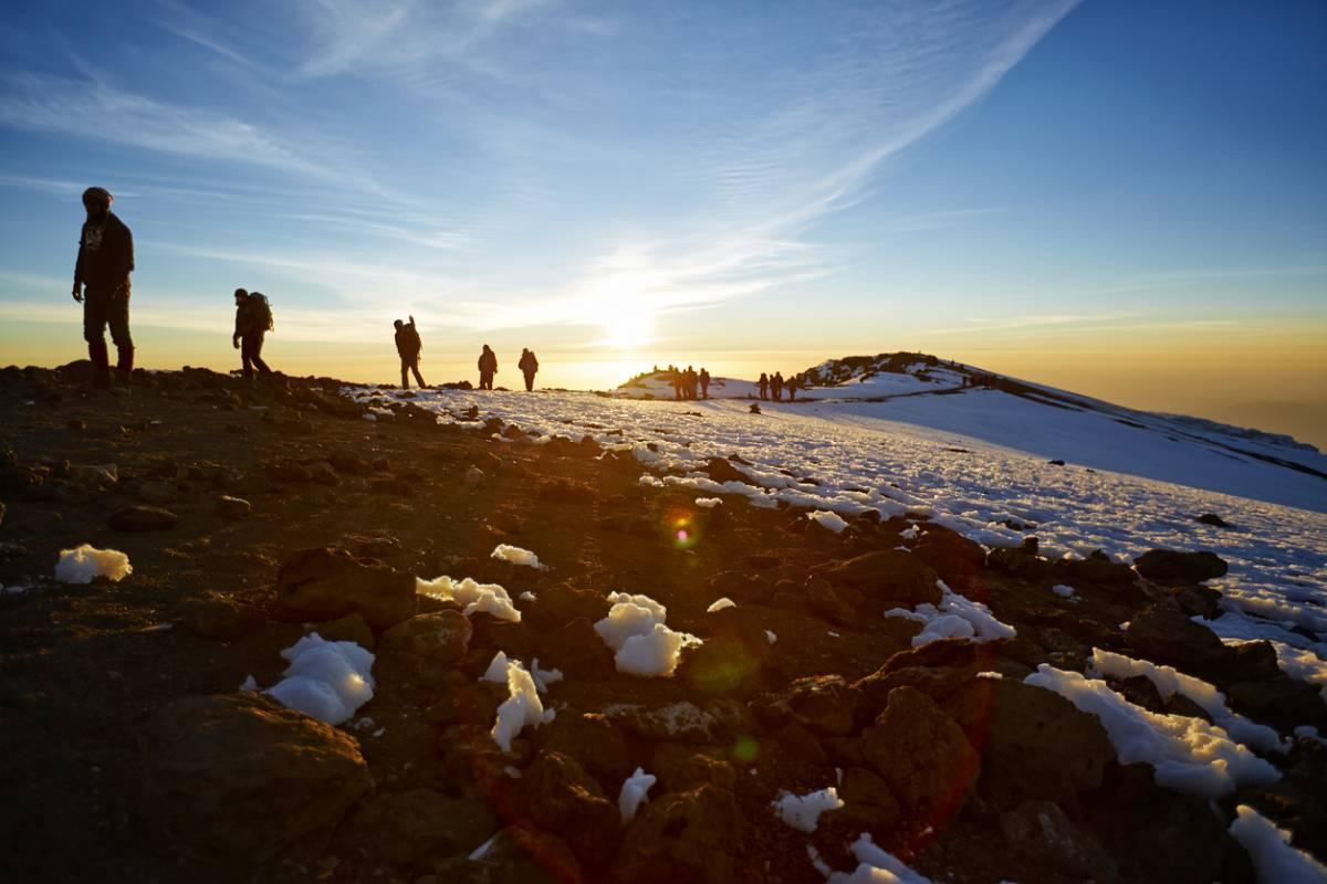 Tanzanie : à l'assaut du Kilimandjaro