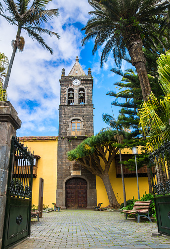 San Cristobal de La Laguna, Städte Teneriffa, Casa Madera Teneriffa