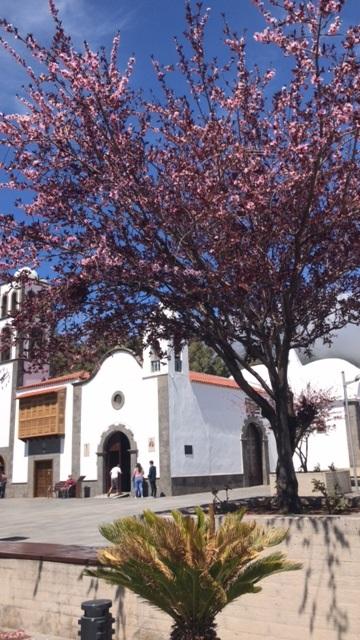 Kirchplatz Santiago del Teide