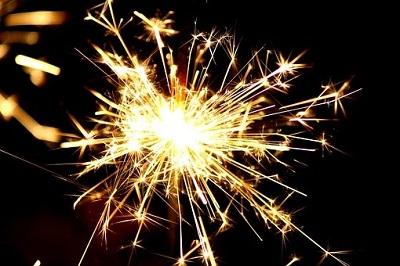 Feuerwerk  Nochevieja