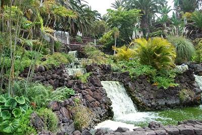 Taoro Park Puerto de la Cruz